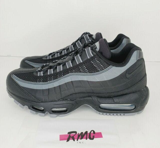 Size 9 - Nike Air Max 95 Utility Black Cool Grey