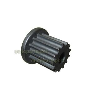 13-Tooth-Scooter-Electric-Motor-Front-Gear-Pinion-Sprocket-Belt-Pulley-Mini-Bike