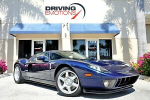 2006 Ford Ford GT GT40! FACTORY STRIPE DELETE! NO OPTIONS! RARE!!