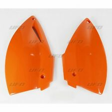 UFO KTM Supermoto Side Panels 660 SMC & 640 LC4 2004 - 2007 Orange