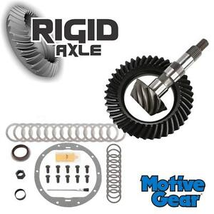 """1999-2008 GM 8.6/"""" Chevy 10 Bolt 3.73 Ring and Pinion Master 8.5/"""" Elite Gear Pkg"""