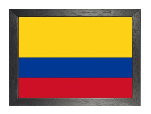 Flag Of Colombia International Flags All Countries Poster Bogotá World Picture
