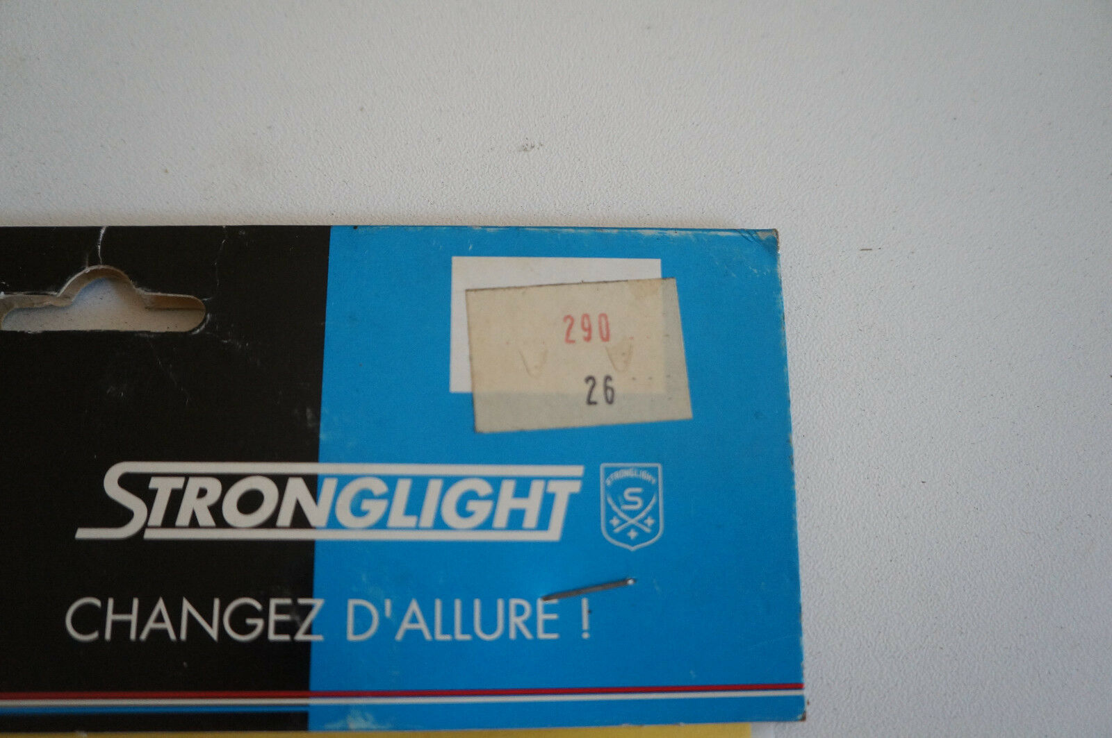 CORONA Vintage stronglight ST290 COMPATIBILE SHIMANO SHIMANO SHIMANO Chainring 26 DENTI CICLISMO 34810f