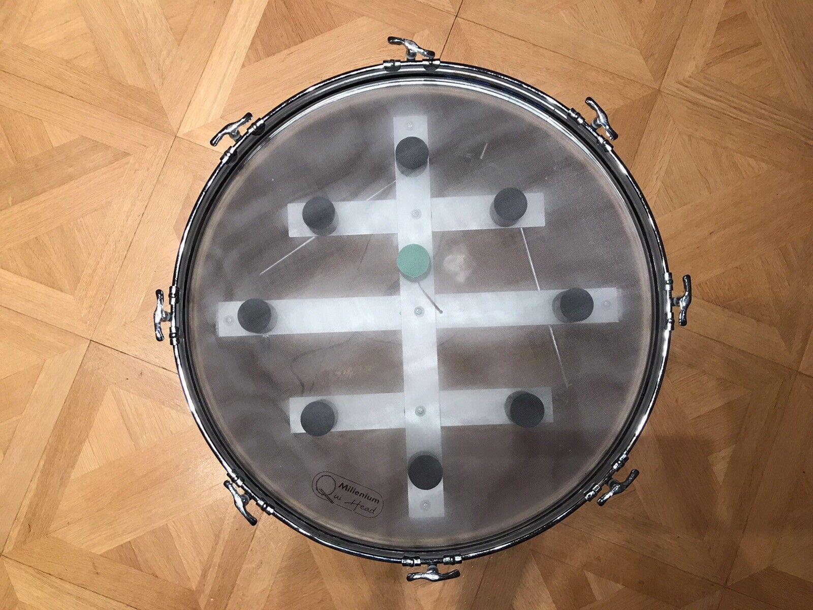 """Premium E-Drum-Trigger-System Einbau   Truss-Set für Akustik-Kick Drums 20"""""""