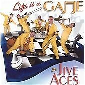 CD - Jive Aces - Life Is A Game - New Sealed