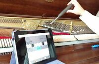 how To Tune A Piano Video Series On Dvd - Learn To Tune A Piano