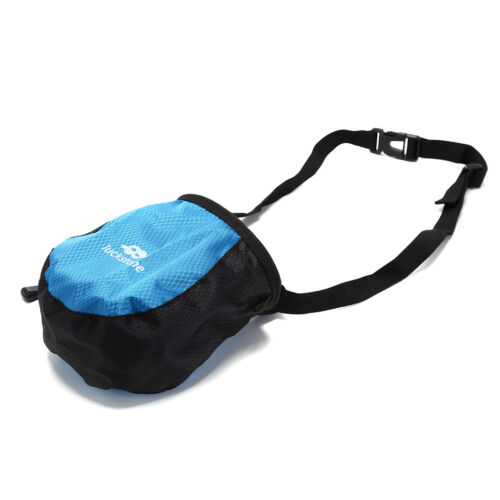 Chalk Bag Storage Pouch for Climbing with Drawstring and Adjustable Waist DP