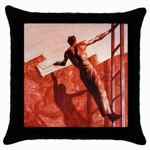 Home Garden Triumph Over Mastery Mark Tansey Throw Pillow Case Rudisbakery Com
