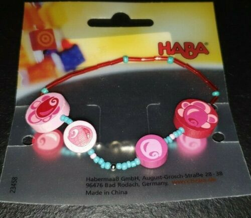 6381 Armband Rosen HABA Neu Nr