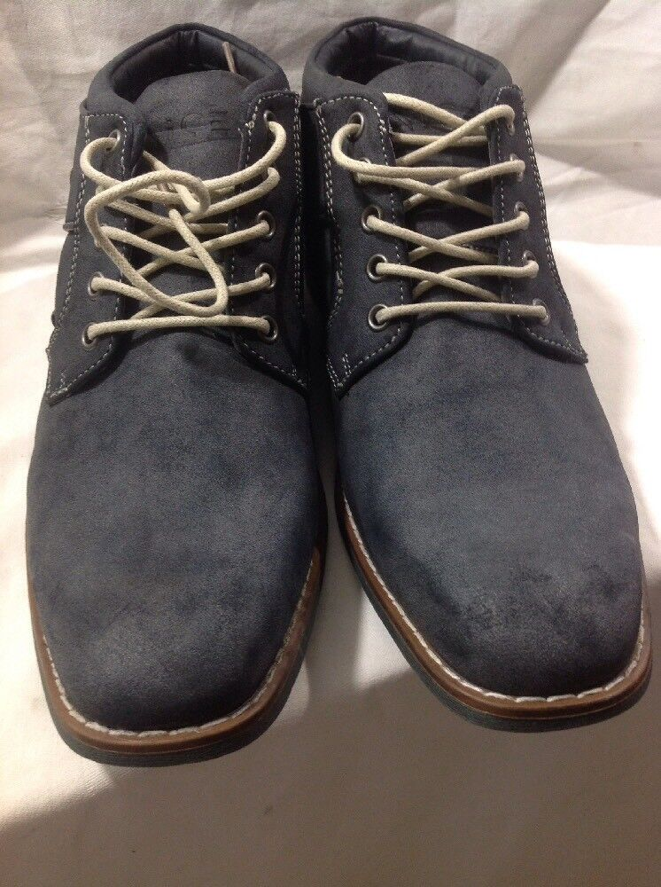 CASUAL LACE-UP BOOTS VENICE Grey Size 41