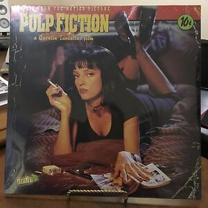 Pulp-Fiction-Original-Soundtrack-Vinyl-LP-1994-MCA-Records-EU-FIRST-ISSUE