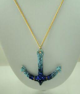 Kirks-Folly-Anchors-Away-Necklace-Goldtone