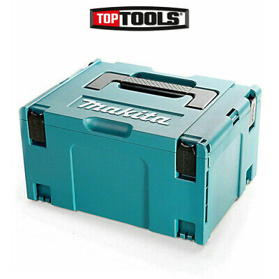 Makita 821551-8 MakPac Type 3 Stacking Connector Case 396mm x 296mm x 210mm