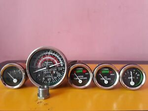 MF 35X 890421M92 829222M92 Massey Ferguson MPH Tachometer for MF 35 193980M91
