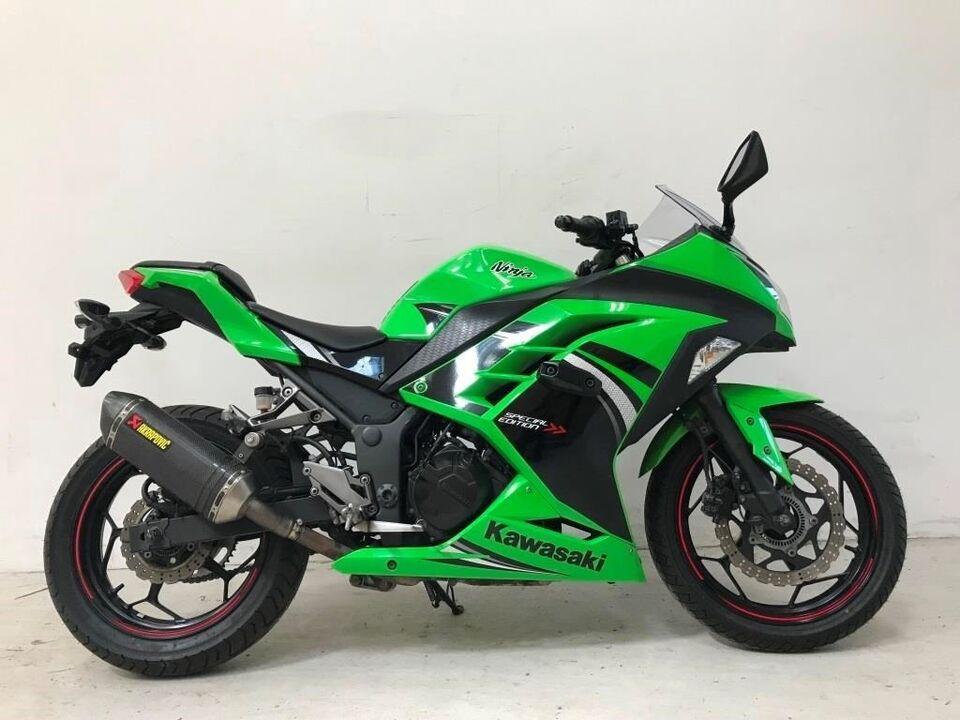 Kawasaki, NINJA 300 R ABS, ccm 300
