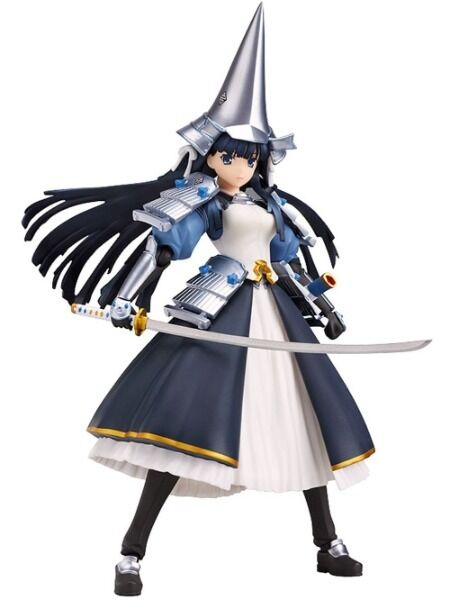 Figma 127 Rance Quest Kenshin Uesugi Statuetta  Max Factory  prezzi bassi