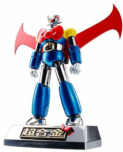 Mazinger Z: Mazinger Z (Hello Kitty Farbe) Chogokin Action Figure By Bandai T...