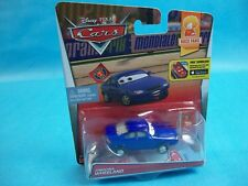DISNEY PIXAR CARS CHRISTINA WHEELAND 6//9 RACE FANS WITH FREE DOWNLOAD