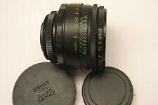 Helios 44-2 58mm F/2.0 Lens. Pentax M42 screw fit