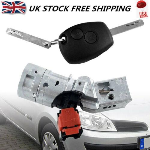 For Renault Master Trafic Vauxhall Vivaro Ignition Lock Barrel Starter Switch UK