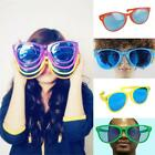 Giant  Comedy Funny Joke Glasses Sunglasses For Clown  Party Cosplay Fancy Dress
