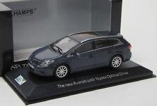 Toyota Avensis Optimal Drive ( 2009 ) grau met. / Minichamps 1:43