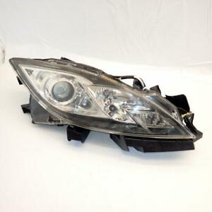 Mazda 6 Headlight Headlamp Right Damaged Mk2 2.2D Estate |Ref.1153
