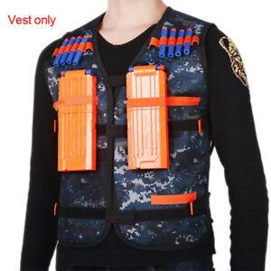 Nerf Dart Holder Vest, Foam Dart Holder, Nerf Bullet Holder, Kids Tactical  Vest