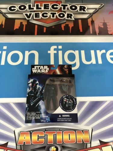 Star Wars 3.75 The Force Awakens Armor Mission Wave 1