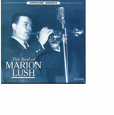 Best of Marion Lush by Marion Lush - Brand new Polka CD - 25 Songs