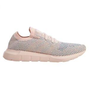 adidas swift run pk donne cg4134 ghiaccio primeknit scarpette rosa