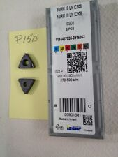 5 New Iscar 16irm 18 Un Threading Carbide Inserts Grade Ic908 P150