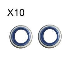 10sets Oil Seal Oilseal Compatible With Husqvarna Partner K750 K760 Cut Off Saw