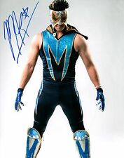 TJ PERKINS MANIK 8x10 AUTOGRAPHED Promo Photo NEW Signed TNA WWE Exclusive 2