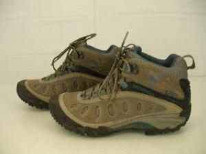Womens 6 5 M Merrell Chameleon Arc 2 Mid Waterproof Hiking