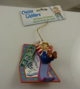Chutes-and-Ladders-retro-holiday-Christmas-ornament-Kurt-S-Adler-xmas