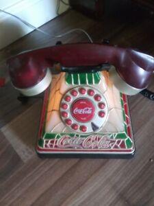 Coca Cola vintage phone
