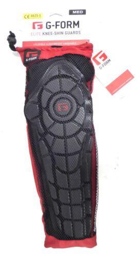 G-Form Elite Knee Shin Guards Medium
