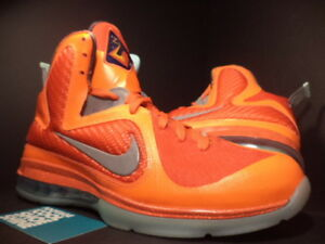 huge selection of f88a7 478d4 Image is loading Nike-Air-Max-LEBRON-IX-9-AS-GALAXY-