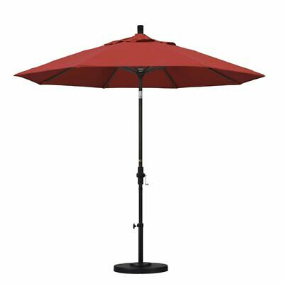 Pemberly Row 9' Patio Umbrella in Red