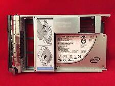 """Dell Intel 120GB SATA 2.5"""" Hot-Plug SSD Solid State Drive SSDSC2BB120G4R MVTNM"""