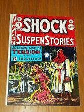 SHOCK SUSPENSTORIES #1 EC CLASSICS #4 DECEMBER 1985 KKK US MAGAZINE~