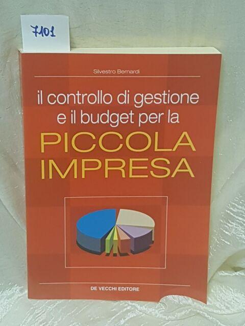 Il Controllo di gestione e il budget per la piccola impresa