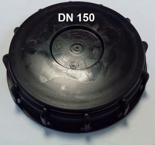 IBC couvercle pour supérieure einfüllöffnung environ 150 MM ø Dom couvercle top-qualité #725 ws