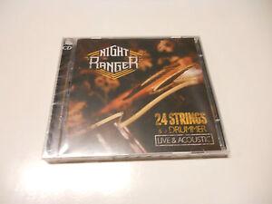 Night-Ranger-034-24-strings-amp-a-Drummer-034-Acoustic-cd-amp-dvd-2012-New-Sealed