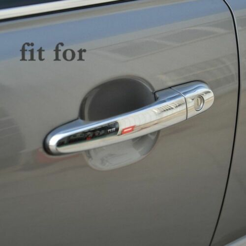 Chrome Door Handle Catch Covers fit for KIA SPORTAGE 2005-2010 XG2102A