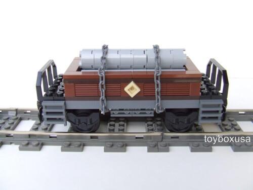 Emerald Night 10194 New Custom Built Train Car Built with New Lego Bricks