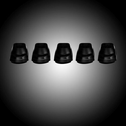 RECON 264343WHBK 17-18 Ford Superduty White-Smoked Cab Light LED