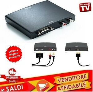 ADATTATORE-CONVERTITORE-DA-VGA-AD-HDMI-AUDIO-RCA-analogivo-tv-monitor-pc-video
