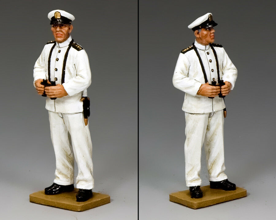 KING AND COUNTRY WW2 WW2 Imperial Japanese Navy Officer-of-the-Watch JN11 JN011